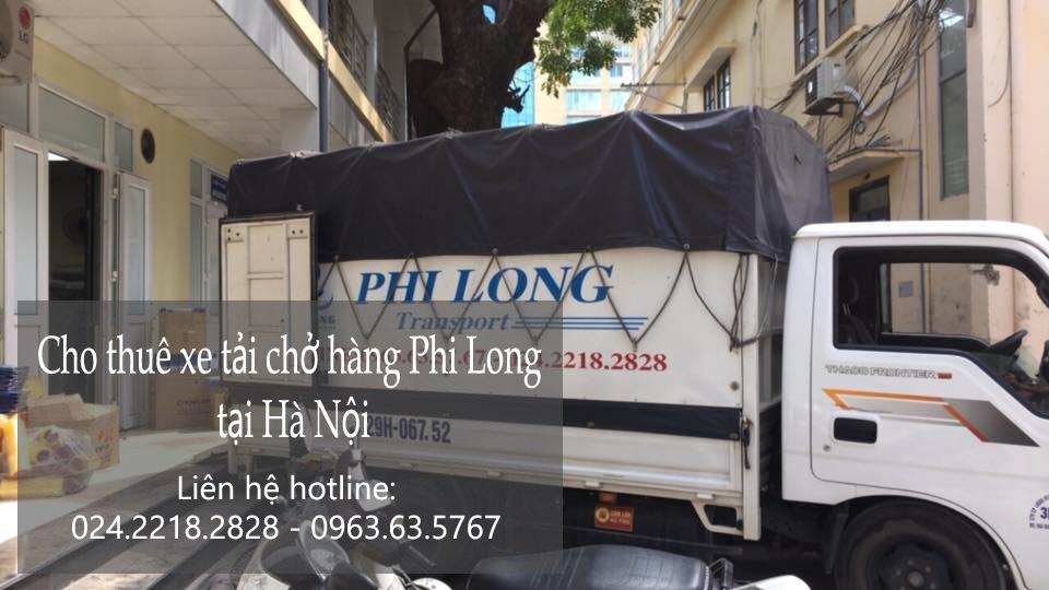 Dịch vụ chở hàng thuê tại phố Phạm Hồng Thái