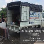 Dịch vụ cho thuê xe tải tại phố Lý Thái Tổ