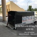 Cho thuê xe tải chuyên nghiệp tại phố Mai Hắc Đế