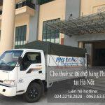 Dịch vụ cho thuê xe tải uy tín tại phố Lý Thường Kiệt