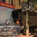 Cho thuê xe tải giá rẻ tại phố Nguyễn Hữu Huân.