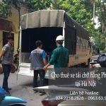 Dịch vụ cho thuê xe tải giá rẻ tại phố Triều Vũ 2019