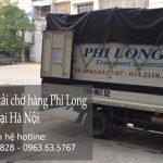 Dịch vụ cho thuê xe tải tại đường Cao Lỗ