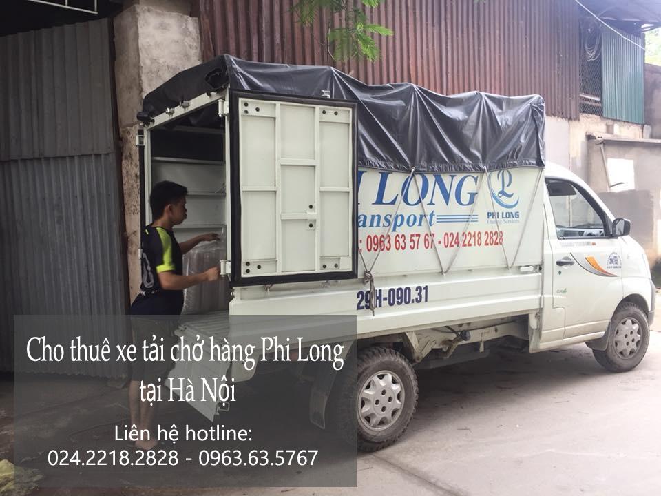 Cho thuê xe tải giá rẻ tại phố Nguyễn Lương Bằng