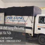 Cho thuê xe tải chở hàng tại phố Thọ Tháp