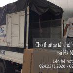 Dịch vụ cho thuê xe tải Phi Long tại phố Bạch Thái Bưởi