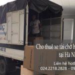 Dịch vụ cho thuê xe tải 5 tạ tại phố Phan Văn Đáng