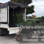 Dịch vụ cho thuê xe tải tại phố Phú Lương