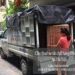 Dịch vụ cho thuê xe tải giá rẻ tại phố Phú Lãm