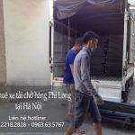 Dịch vụ cho thuê xe tải tại phố Lạc Chính