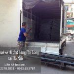 Cho thuê xe tải giá rẻ tại phố Hàng Bè