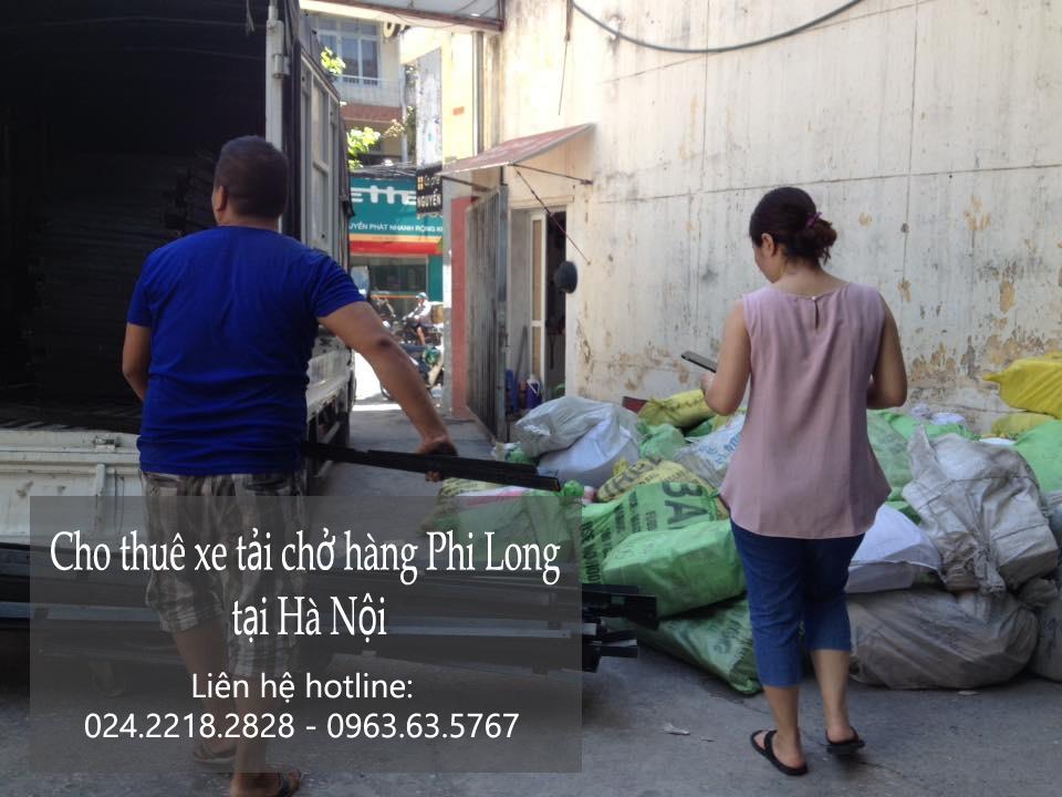 Dịch vụ cho thuê xe tải tại phố Khâm Thiên