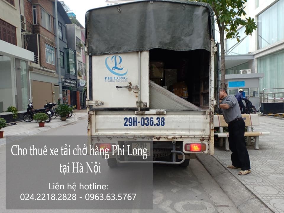 Dịch vụ cho thuê xe tải giá rẻ tại phố Lê Ngọc Hân