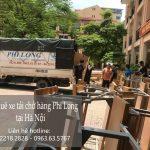Dịch vụ xe tải nhỏ chở hàng tại phố Châu Long