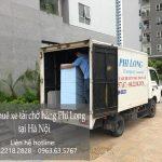 Cho thuê xe tải vận chuyển tại phố Lương Văn Can