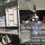 Cho thuê xe tải tại phố An Trạch