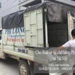 Dịch vụ xe tải vận chuyển tại phố Phạm Ngũ Lão