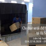 Dịch vụ cho thuê xe tải vận chuyển tại phố Thành Thái