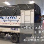 Cho thuê xe tải nhỏ chở hàng tại phố Nguyễn Chế Nghĩa