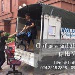 Cho thuê xe tải chuyên nghiệp tại phố Hàng Bún