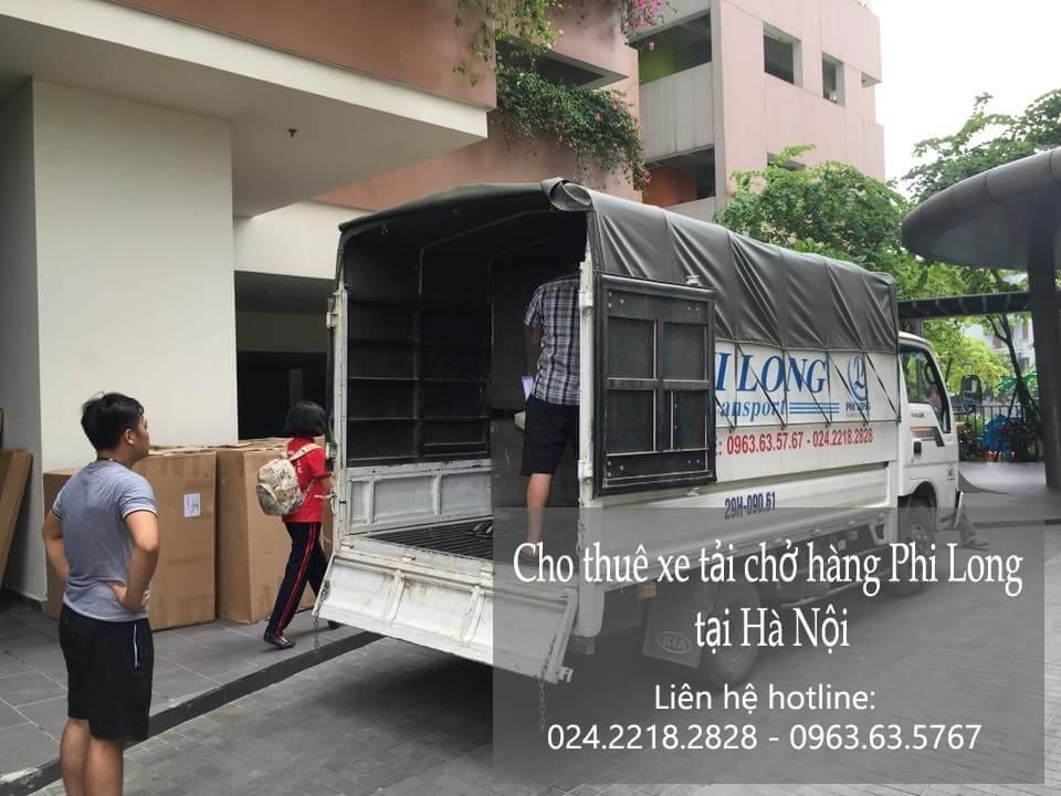 Cho thuê xe tải nhỏ chở hàng tại phố Hàng Thùng