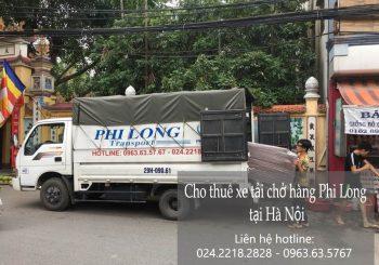 Dịch vụ cho thuê xe tải Phi Long tại phố Yên Bình