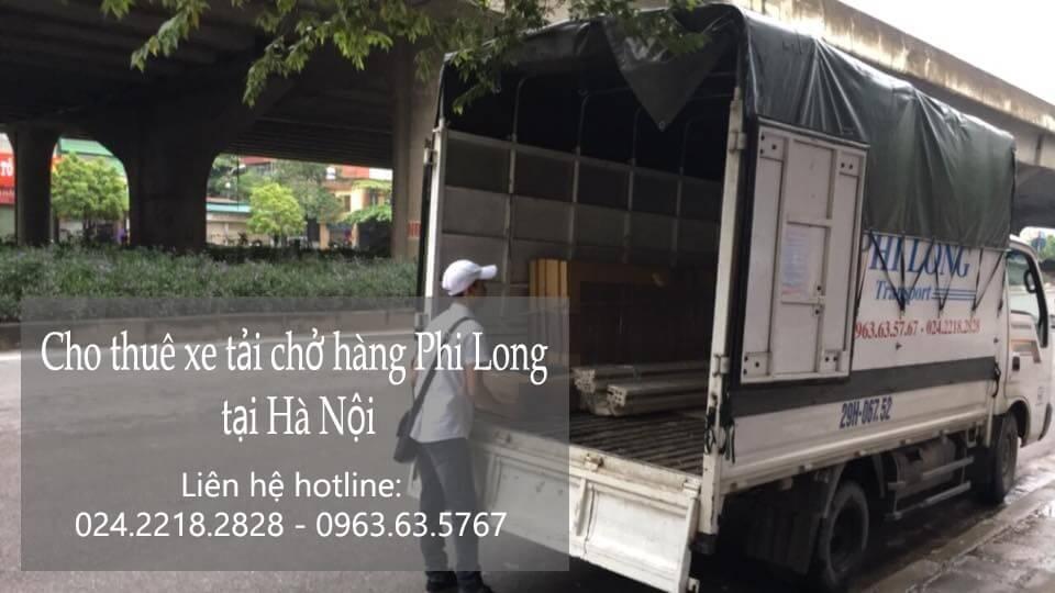 Cho thuê tải giá rẻ tại Định Công Hạ