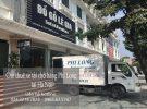 Cho thuê xe tải tại phố Hồng Mai