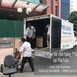 Cho thuê xe tải tại phố Gầm Cầu