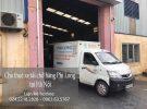 Dịch vụ cho thuê xe tải tại đường Bát Khối