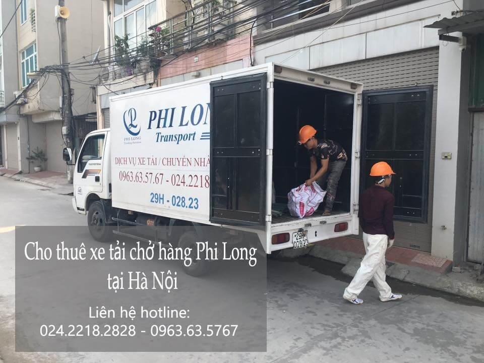 Taxi tải giá rẻ tại quận 4 TP_HCM