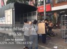 Cho thuê xe tải giá rẻ tại phố Lê Văn Hưu