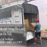 Dịch vụ cho thuê xe tải tại phố Hương Viên