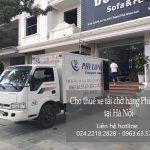 Dịch vụ cho thuê xe tải giá rẻ tại phố Lê Hồng Phong