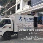 Dịch vụ cho thuê xe tải tại đường Liễu Giai