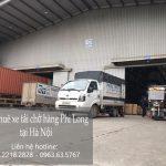Cho thuê xe tải tại phố Hàng Da