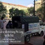 Cho thuê xe tải tại phố Hàng Tre