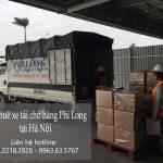 Cho thuê xe tải giá rẻ tại phố Nguyễn Trãi 2019