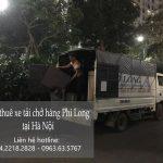 Cho thuê xe tải tại phố Đinh Lễ