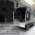 Cho thuê xe tải tại phố Lý Văn Phức