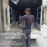 Cho thuê xe tải giá rẻ tại phố Lò Đúc