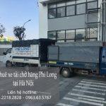 Cho thuê xe tải tại phố Đào Văn Tập