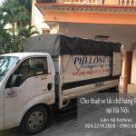Cho thuê xe tải giá rẻ tại phố Nguyễn Bỉnh Khiêm