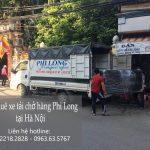 Dịch vụ cho thuê xe tải tại phố Mạc Thị Bưởi