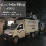 Cho thuê xe tải giá rẻ tại phố Hai Bà Trưng
