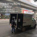 Dịch vụ cho thuê xe tải giá rẻ tại phố Nguyễn Thị Thập