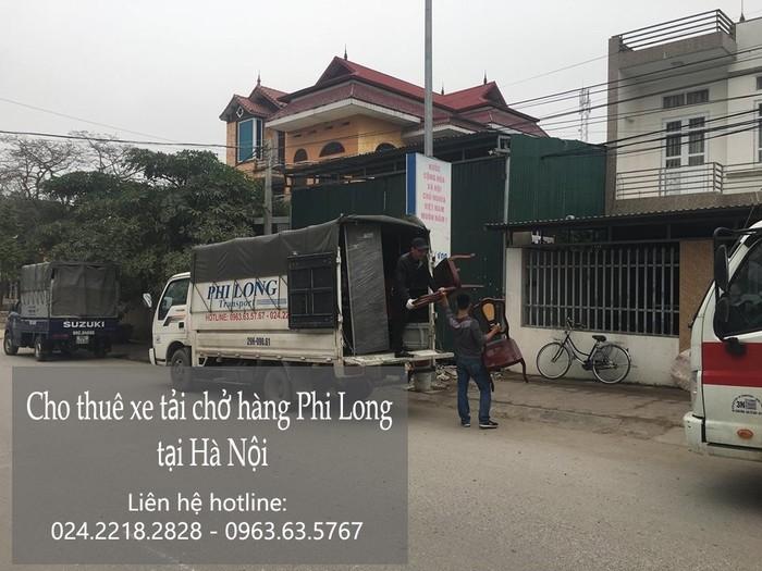 Dịch vụ cho thuê xe tải tại phố Quỳnh Lôi