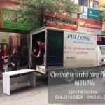 Cho thuê xe tải tại phố Hoàng Thế Thiện