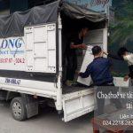 Cho thuê xe tải phố Nguyễn Lam