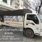 Dịch vụ cho thuê xe tải tại phố Mạc Thái Tổ